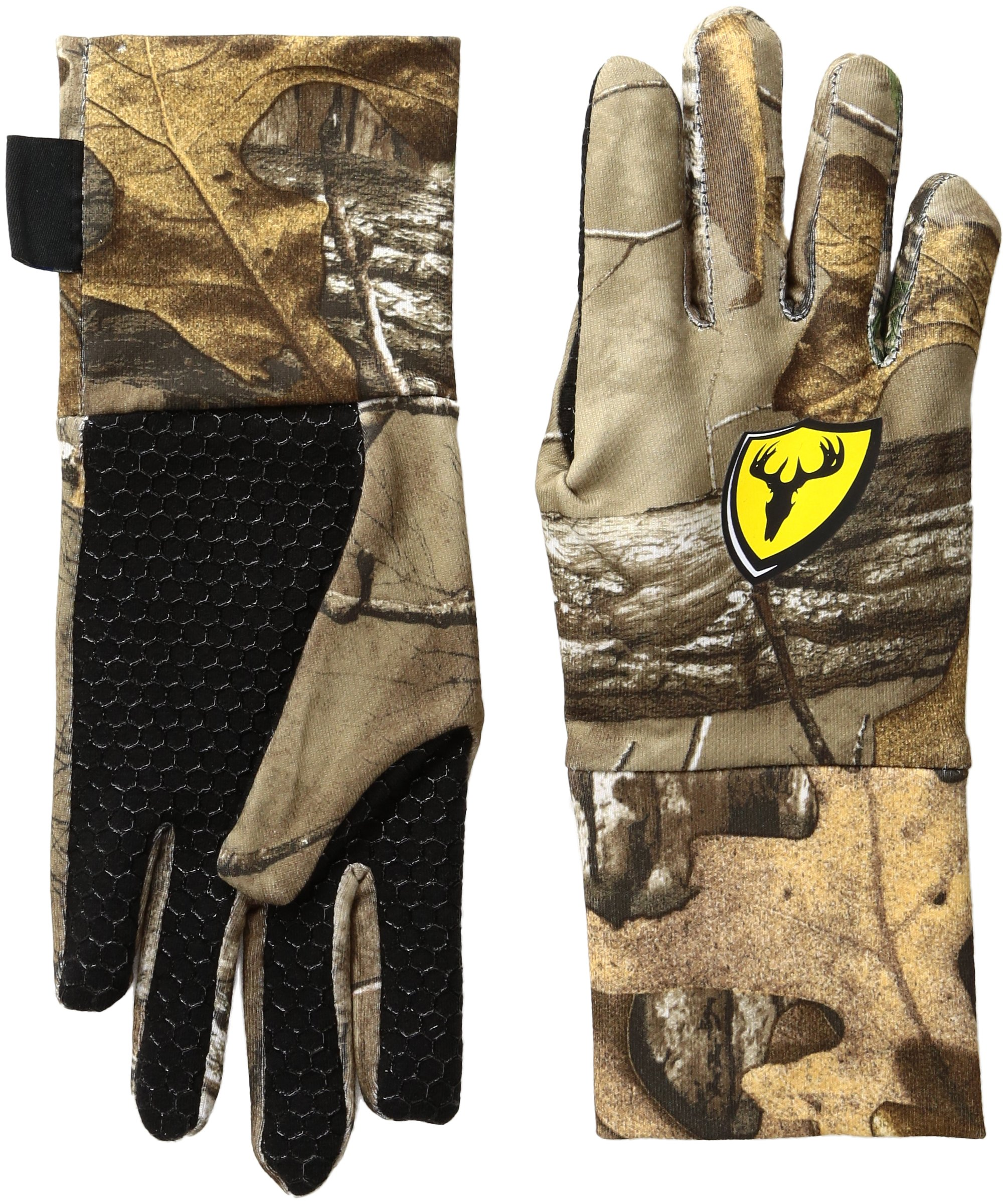 ScentBlocker Youth Pursuit Gloves, Camo, One Size
