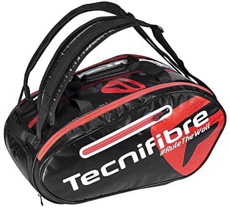 Tecnifibre - Padel Bag, Color Rojo,Negro: Amazon.es: Deportes y ...