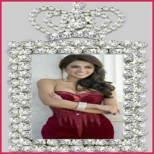 Diamond Photo Frames - Nice Pose Pictures
