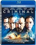 Criminal [Bluray + DVD] [Blu-ray] (Bilingual)