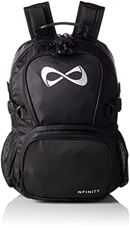 Nfinity Petite Backpack, Black White