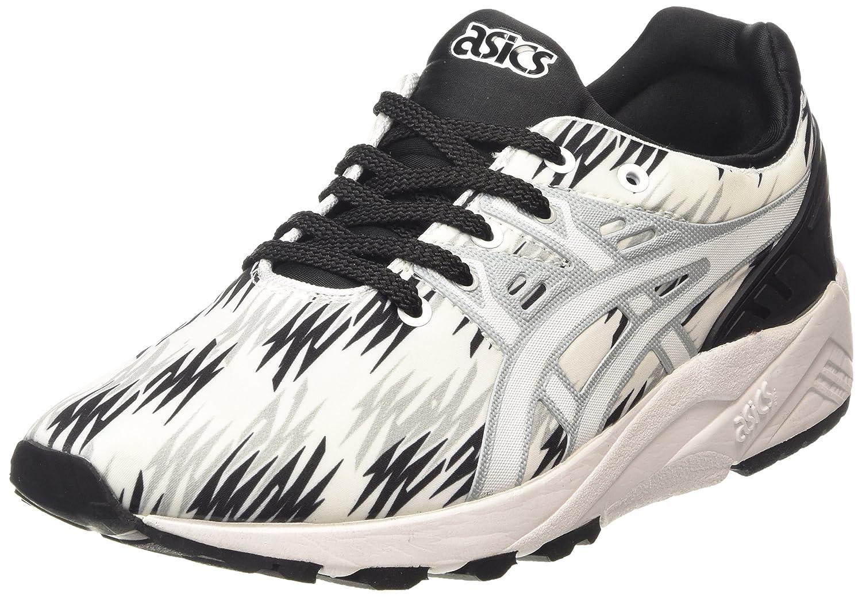 Asics Unisex-Erwachsene Gel-Kayano Trainer Evo Sneaker  42.5 EU|Schwarz (Black/White 9001)