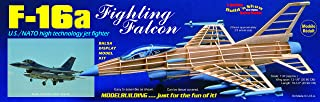 product image for Guillow's F-16 Fighting Falcon Model Kit