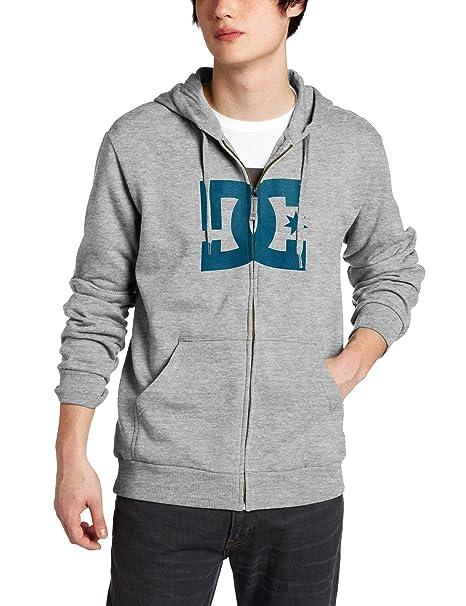 bas prix magasiner pour authentique taille 7 DC Shoes Star - Sweat-shirt à Capuche - Uni - Coton - Homme