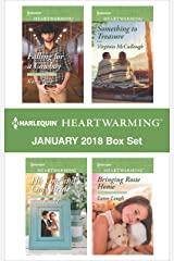 Harlequin Heartwarming January 2018 Box Set: Falling for a Cowboy\His One and Only Bride\Something to Treasure\Bringing Rosie Home Kindle Edition