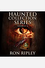 Haunted Collection Series: Books 4-6: Supernatural Horror with Scary Ghosts & Haunted Houses, Volume 2 Audible Audiobook