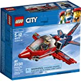 LEGO City Airshow Jet 60177 Building Kit (87...