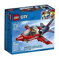 LEGO Juego de Construcción City Great Vehicles Jet de Exhibición (60177)