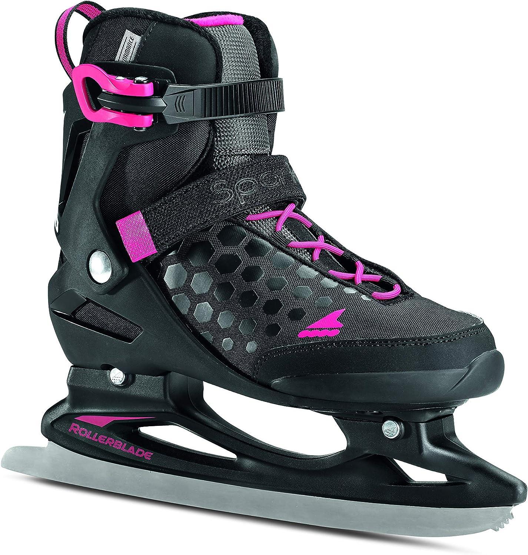 Black//Pink Rollerblade Womens Spark W Ice Skates 260