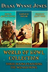 World of Howl Collection: Howl's Moving Castle, House of Many Ways, Castle in the Air Kindle Edition