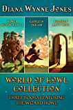World of Howl Collection: Howl's Moving Castle, House of Many Ways, Castle in the Air