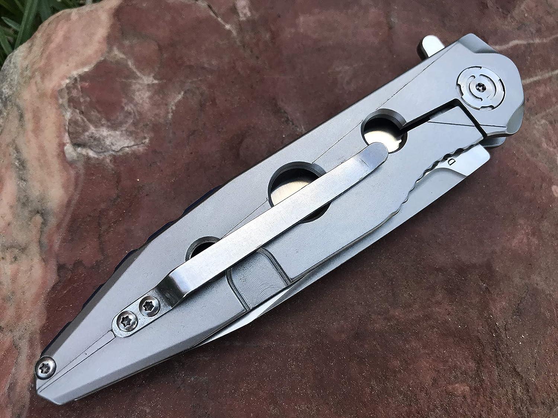 TACTICAL GEARZ TG Xion Razor Sharp D2 Steel Premium EDC Folding Pocket Knife Spear Tip Blade! Ball Bearing Pivot System