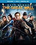 The Great Wall [Blu-ray + DVD + Digital HD] (Bilingual)