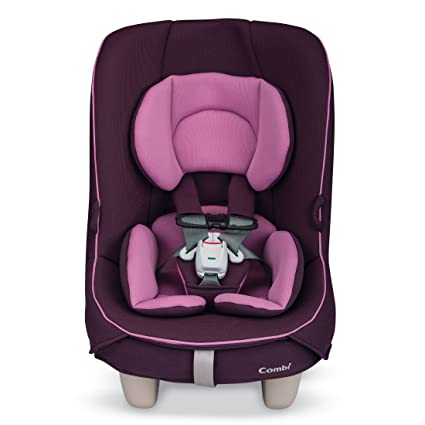 Combi Coccoro Streamlined Lightweight Convertible Car Seat - Energy-Absorbing Foam Protection