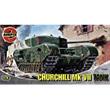 Airfix A01304 Churchill MkVII 1:76 Scale Series 1 Plastic Model Kit