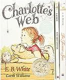 E. B. White Box Set: Charlotte's Web, Stuart Little, The Trumpet of the Swan