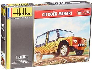 Hellermann 50760 - Maqueta de Citroen MEHARI Versión 1 ...