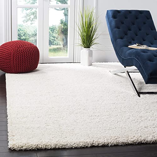 Safavieh Milan Shag Collection SG180-1212 2-inch Thick Area Rug