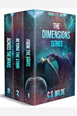 The Dimensions series Volumes 1-3: an epic sci-fi romance adventure Kindle Edition