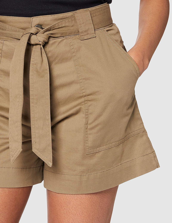 People Tree Damen Zahara Shorts Hose