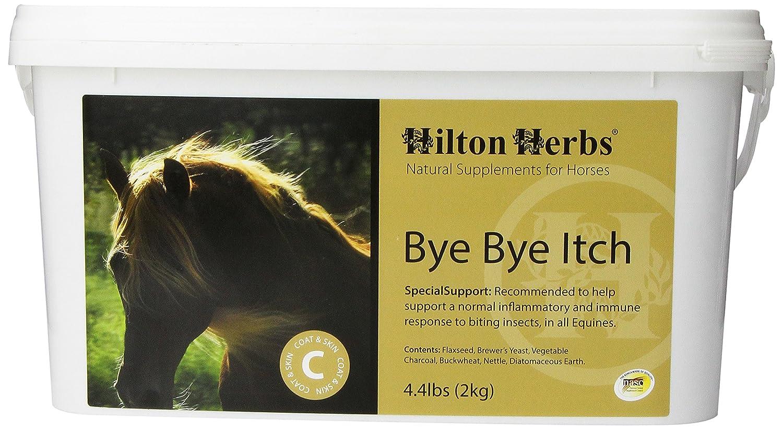 Hilton Herbs Bye Bye Itch Seasonal Skin Allergy Supplement for Horses, 2kg Tub