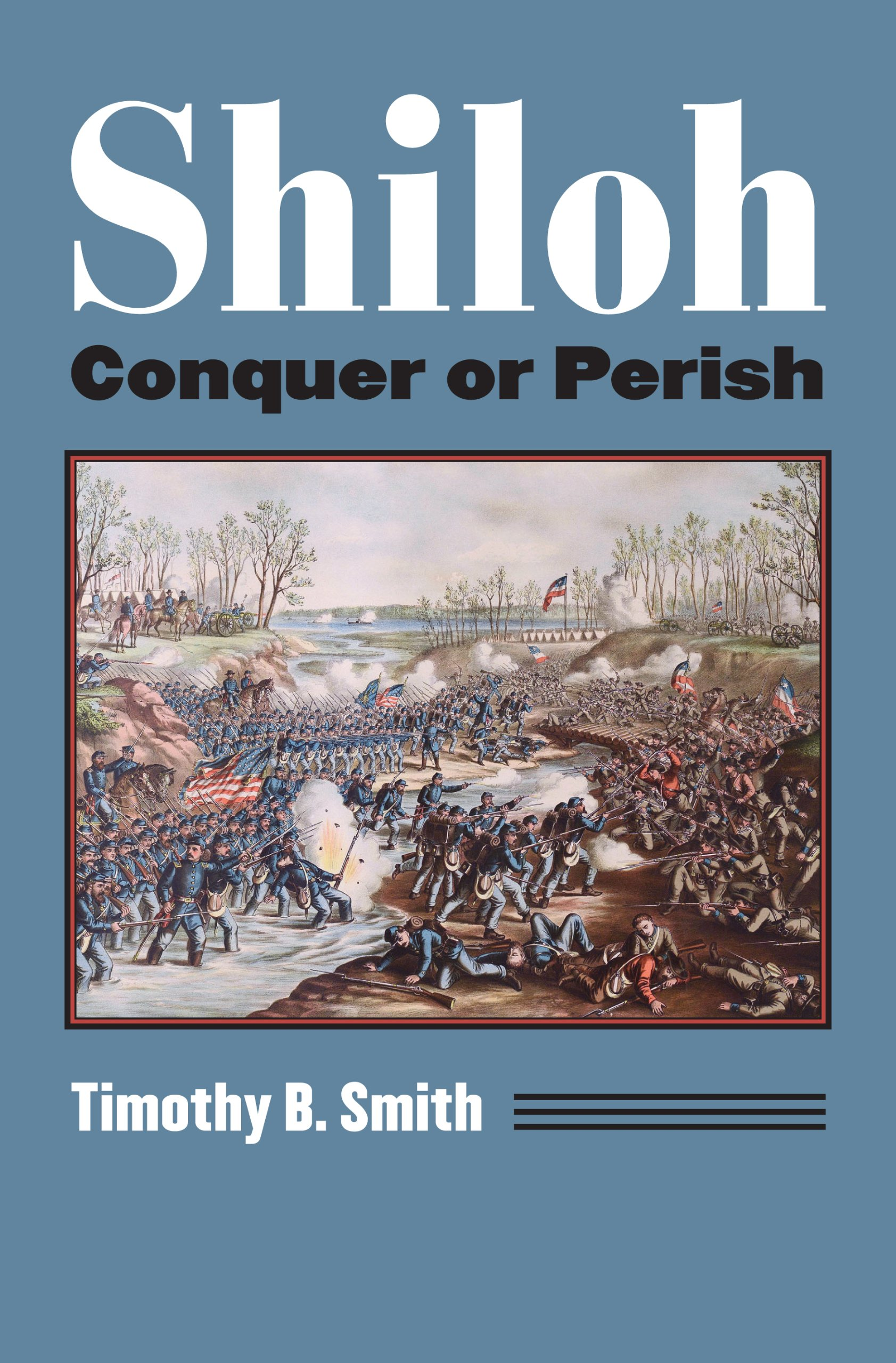 Download Shiloh: Conquer or Perish (Modern War Studies) pdf