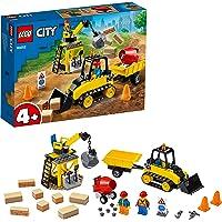 LEGO City Great Vehicles - Buldócer de Construcción