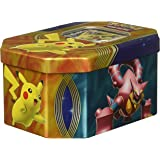 Pokemon TCG: Fall Battle Heart Tin Pikachu EX - Version ANGLAISE