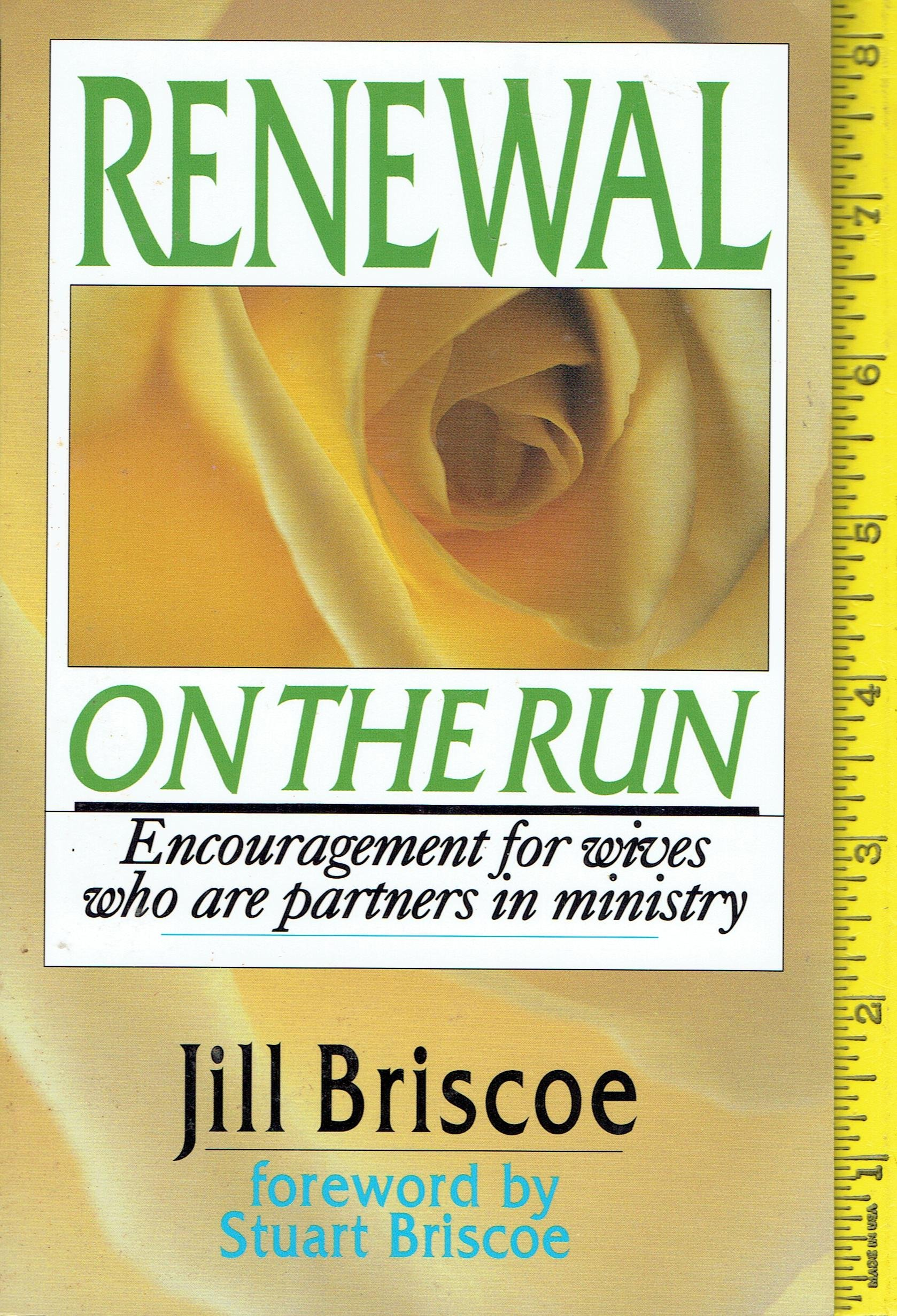 Renewal on the Run: Encouragement for Wives Who Are Partners in Ministry ebook