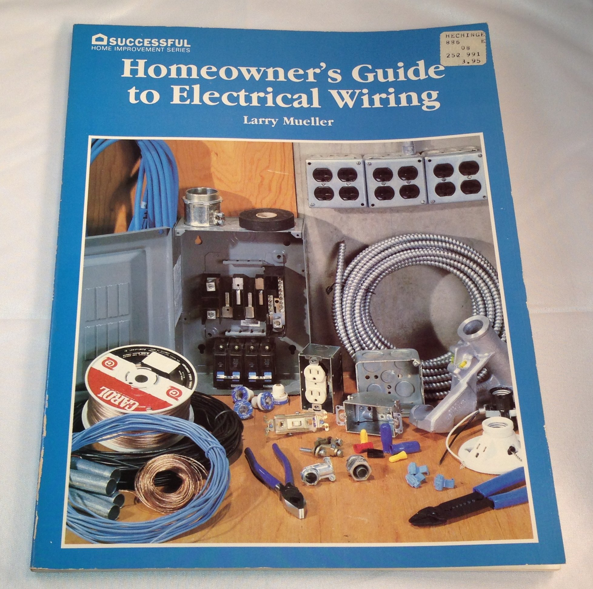 Home Improvement Electrical Wiring More About Improvements Diagrams And Homeowner S Guide To Successful Rh Amazon Com 120v Switch