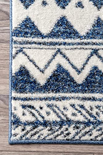 nuLOOM Becky Tribal Area Rug