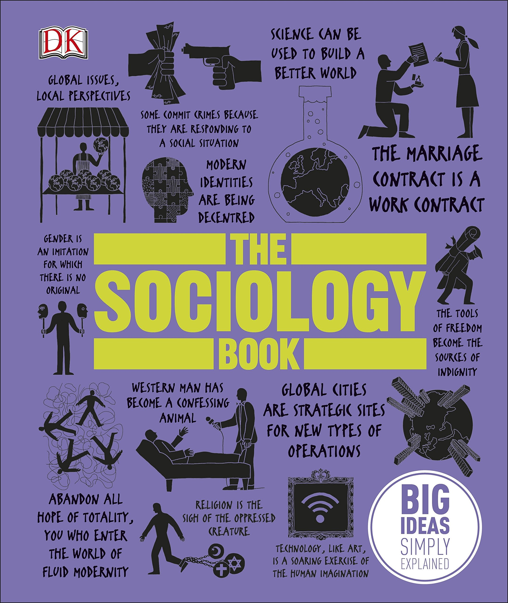 Buy the sociology book big ideas book online at low prices in buy the sociology book big ideas book online at low prices in india the sociology book big ideas reviews ratings amazon fandeluxe Images
