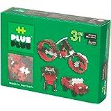 Plus-Plus 52119 - Puzzle Mini Basic 3-en-1, 220 piezas (3710) - Cofre Plus Plus 3 en 1 Mini Basic Verde 220 piezas, Juguete Construcción A partir de 4 años