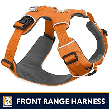 Ruffwear Front Range No-Pull Dog Harness with Front Clip