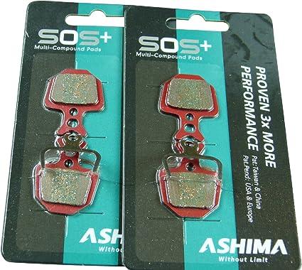 For FORMULA ORO ASHIMA Disc Brake Pads