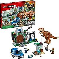 LEGO Juniors Jurassic World Breakout 10758 Building Kit (150 Piece)