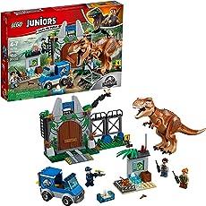 LEGO Juniors T-rex attack 10758