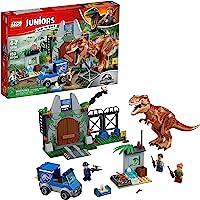 LEGO Juniors Fuga de T-rex 10758