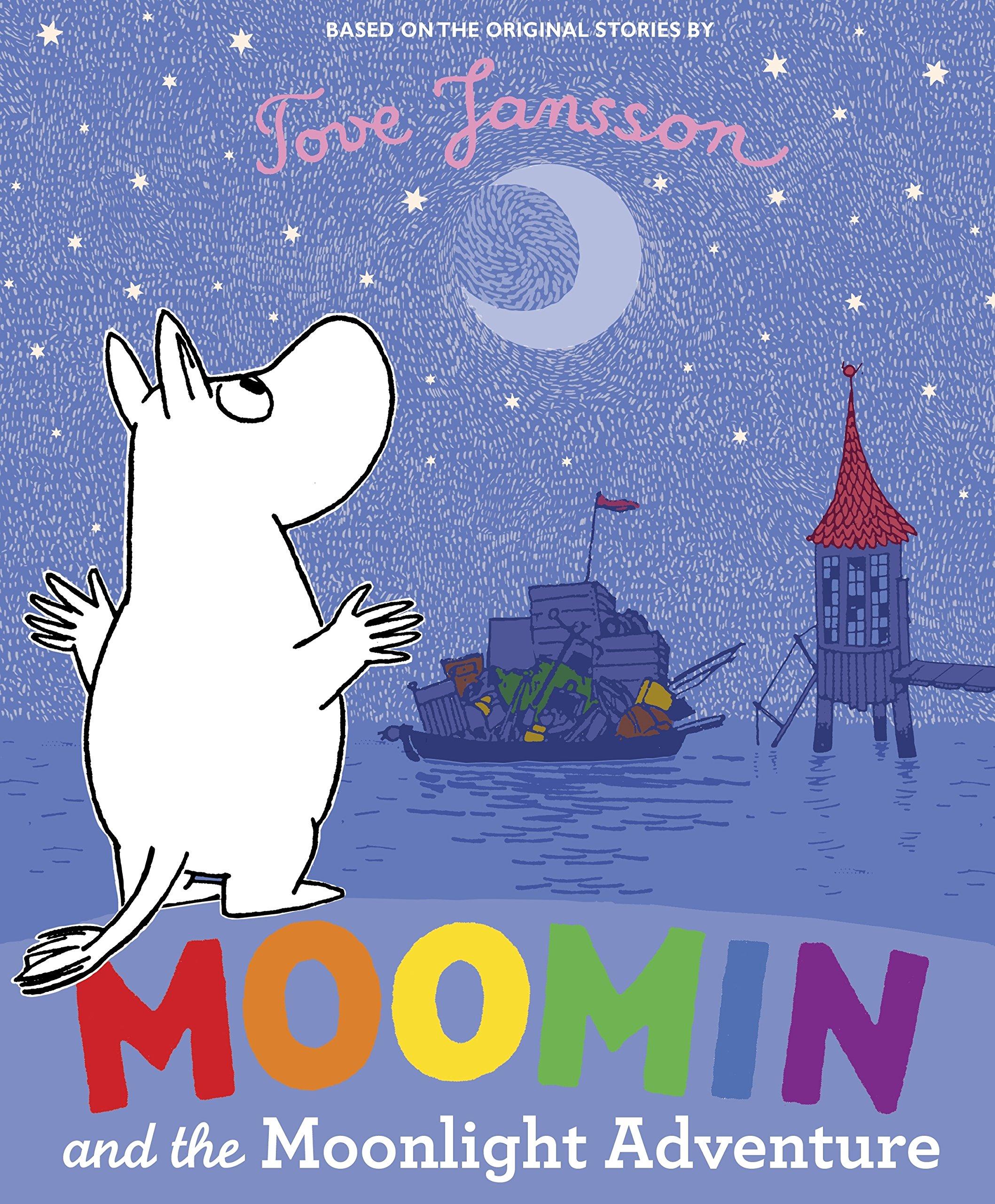 Moomin and the Moonlight Adventure ebook