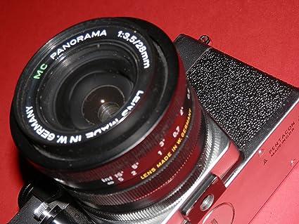 Praktica Ltl Analoge Spiegelreflexkamera Inkl Objektiv Lens Made In W Germany Mc Panorama 1 3 5 28 Mm Spiegelreflexkamera SammlerstÜck Analog Technique By Photofrog Küche Haushalt