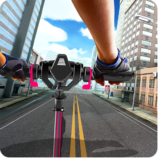 Electric Scooter 3D Simulator