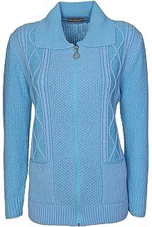 Debenhams The Collection Womens Bright Blue Zip Through Long