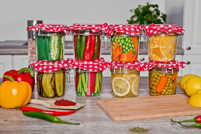 JAR SOCKS Pickles Funny Gift! 2 Pairs Rainbow Socks Unisex