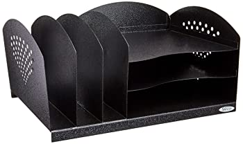 Safco Products 3167BL Steel Desk Organizer