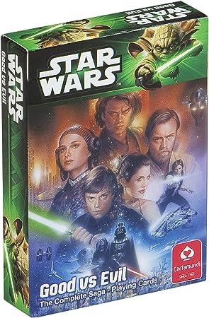 Cartamundi - Juego de Mesa Star Wars, para 1 Jugador (100088928) (versión en inglés): Amazon.es: Juguetes y juegos