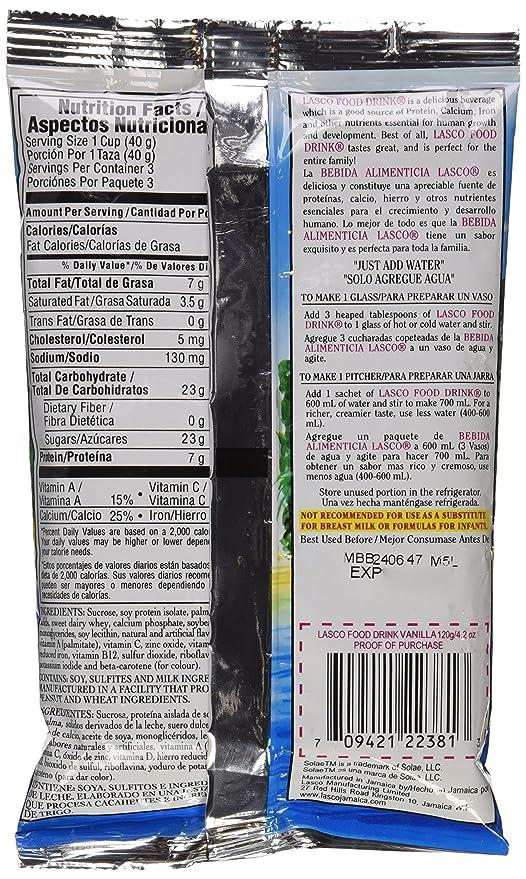 LASCO Alimentos Bebida: Amazon.com: Grocery & Gourmet Food