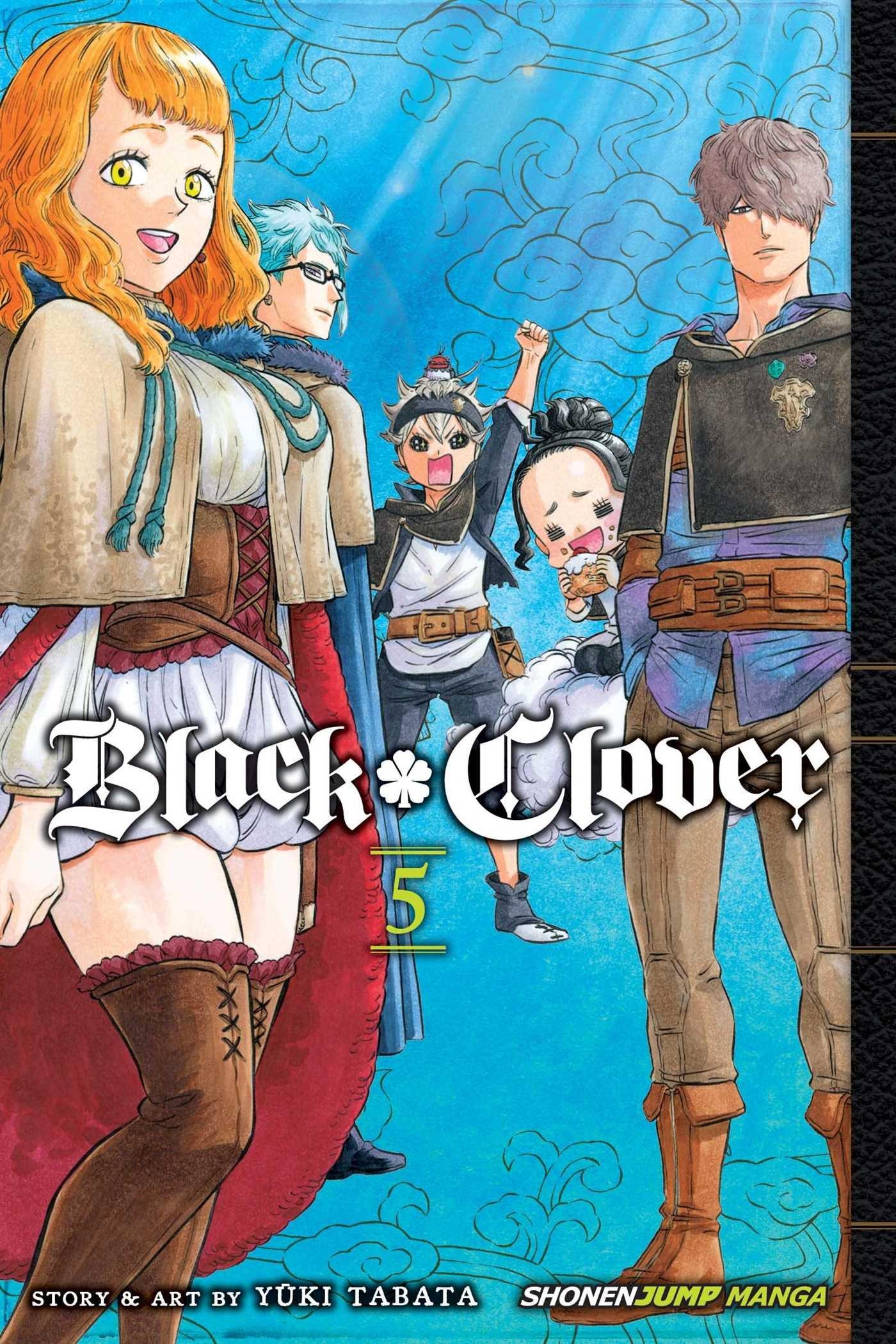 Download Black Clover, Vol. 5 pdf epub