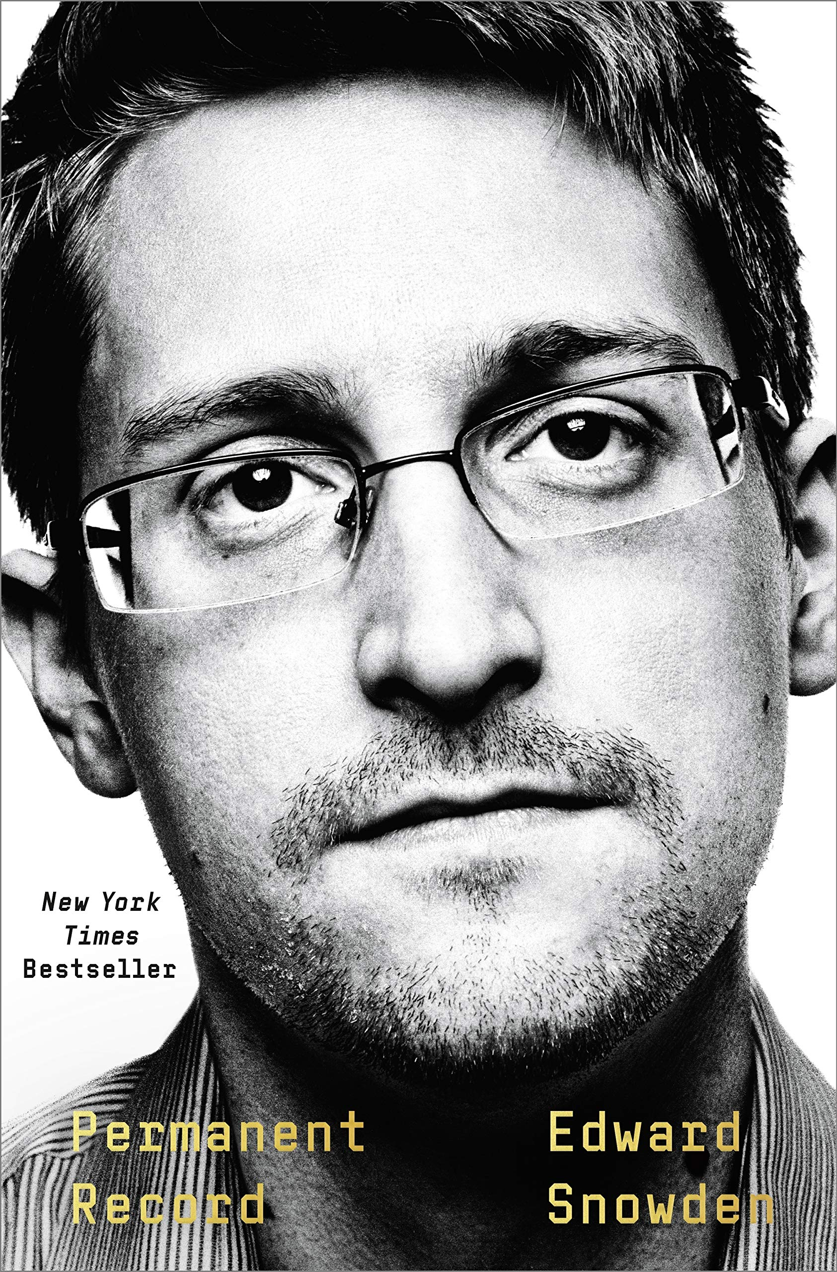Image result for permanent record edward snowden""