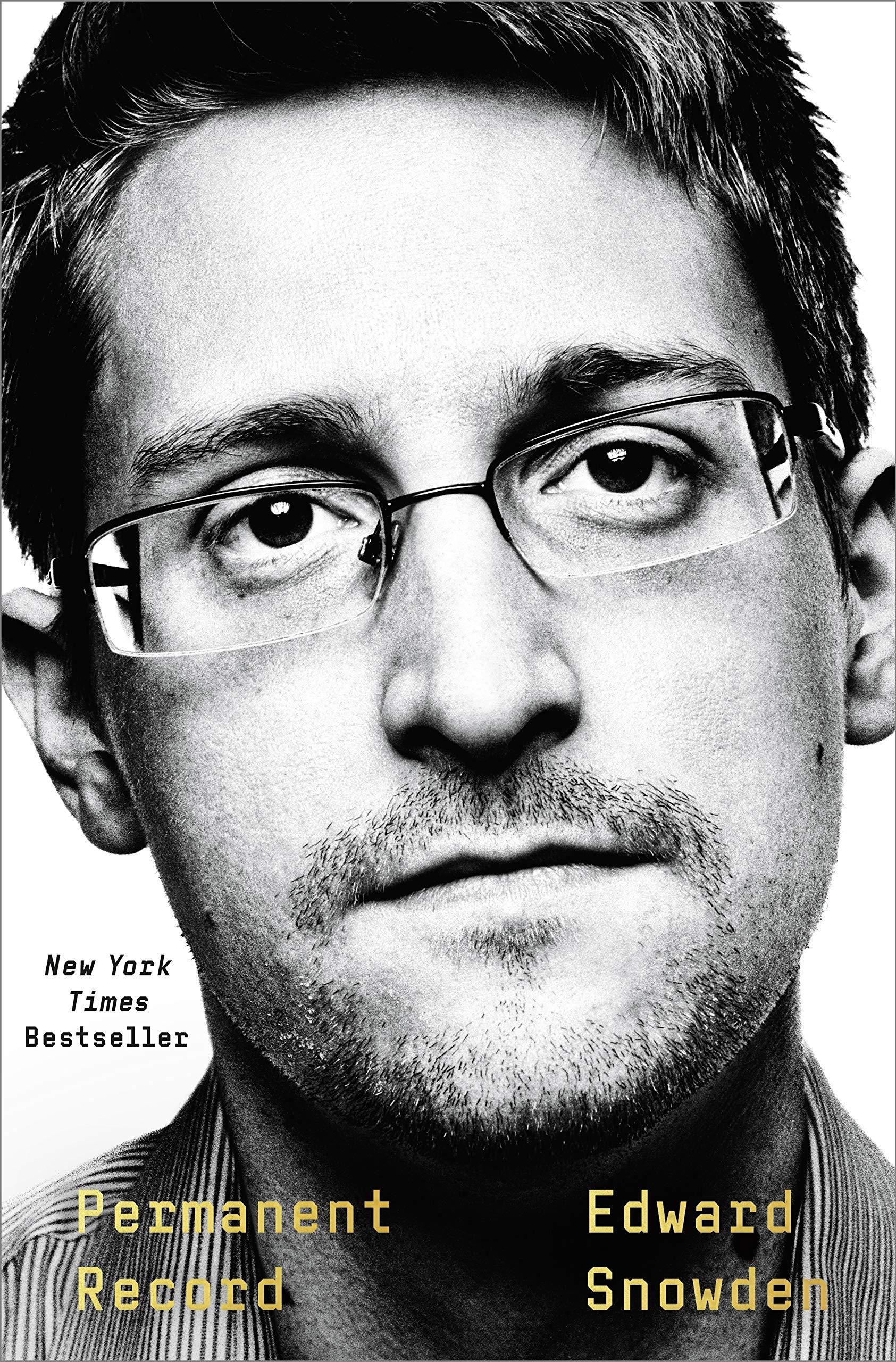 Permanent Record: Snowden, Edward: 9781250237231: Amazon.com: Books