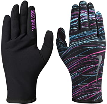 pretty nice 1e64a 5f5a4 Womens Lightweight Rival Run Gloves 2.0 Pattern  Amazon.co.uk  Sports    Outdoors